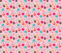 pink lollipop wallpaper. Exellent Lollipop Colorful Candy Lollipop And Cupcake Sugar Party Fabric By Littlesmilemakers  On Spoonflower  Custom In Pink Lollipop Wallpaper O