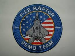 Image result for f22 raptor demonstration team