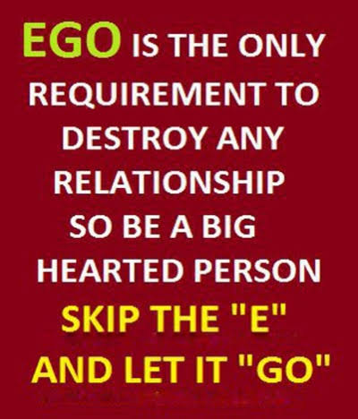 ego relationship quotes