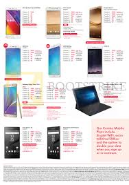 sony xperia price list 2016. pc show 2016 price list image brochure of singtel mobile phones asus zenfone max zc550kl, sony xperia h