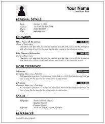 Resume Format Copy And Paste Copy Paste Resume Format Resume Resume Examples Qd9badl3am
