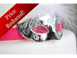 Miniature Masquerade Masks Decorations Miniature Mini Masquerade Masks Silver Cake Topper Cupcake 19