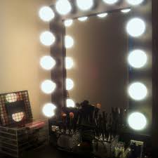 diy hollywood vanity mirror with lights. cool black square traditional glass and metal hollywood vanity mirror in the paste design diy with lights