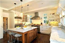 lighting for island. Over Island Lighting Above Kitchen On Mini Pendant For A