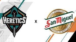 San Miguel Signs Sponsorship Agreement With Heretics - The Esports ...