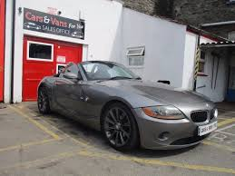 Coupe Series 2004 bmw roadster : 2004 BMW Z4 2.2 i SE Roadster 2dr FULL SERVICE HISTORY   in ...