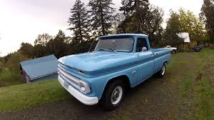 1964 Chevrolet C20 pickup fully restored - YouTube