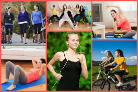 Healthy excersises for teen females