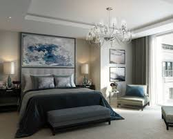 contemporary bedroom designs. Modern Master Bedroom In London With Carpet And Grey Walls. Contemporary Designs