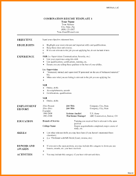 What Is A Combination Resume 24 Combination Resume Meaning Hostess Resume 11