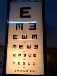 Eye Chart Machine E Chart Wikipedia