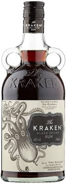 Pour rum and coconut water into shaker. Kraken Black Spiced Rum 70 Cl Amazon Co Uk Grocery