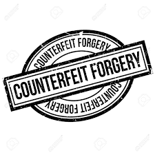 When a person is convicted of forgery at its lowest level, the penalty is up to one year in a county jail
