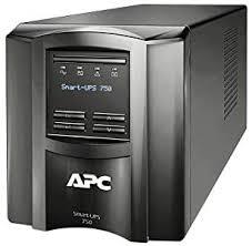 APC Smart-UPS 750VA UPS Battery Backup with ... - Amazon.com