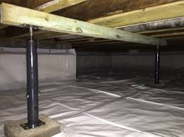 crawl space vapor barrier material. Wonderful Space Image Of Crawl Space Foundation Repair Throughout Space Vapor Barrier Material S