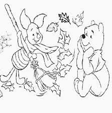 Kleurplaat Winnie De Poeh Geïnspireerd Fun Coloring Sheets