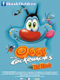 Ebook for Children: [Tenlua] Oggy And The Cockroaches: The Movie (2013) -  Mèo Oggy và những chú gián