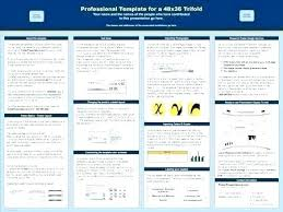 A0 Size Poster Template Scientific Poster Template A0 Pptx Ao Powerpoint Download