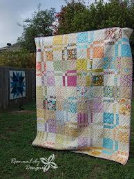 Quilting – Patterns, patchworks and projects & Make a Disappearing 4-Patch Queen-Sized Quilt in a weekend! Learn the  tricks to use precut 10? squares (Layer Cakes), ruler stacking, and a  serger to make ... Adamdwight.com