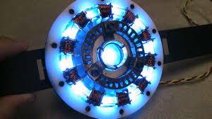 Iron Man Chest Light Diy The Best Diy Arc Reactor Yet
