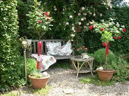 Alte Romantische Ecke Mit Neuer Dekoration Wohnen Und Garten