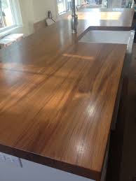 Wood Bar Top Wood Countertops With Sinks Wood Countertop Butcherblock And