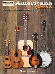 Various Artists Americana Classics Strum Together