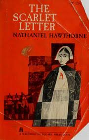 Scarlet Letter Book Cover The Scarlet Letter 1955 Edition Open Library