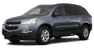 Amazon.com: 2011 Chevrolet Traverse Reviews, Images, and Specs ...