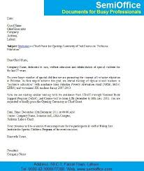Sample Invitation Letter To Chief Guest