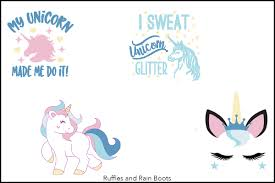 Our unicorn decor is a win for you because i am free unicorn monogram svg cut file, printable vector clip art download. Test Iklan Baru The Best Free Unicorn Svg And Graphics Ruffles And Rain