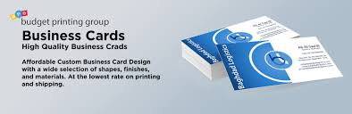 Business Cards Budget Printing Group