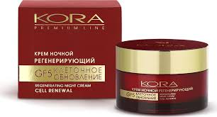 KORA <b>крем ночной регенерирующий</b>, 50 мл — купить в интернет ...