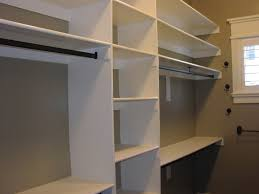how to build closet shelves with mdf clothes rods building plywood wooden wardrobe from scratch diy