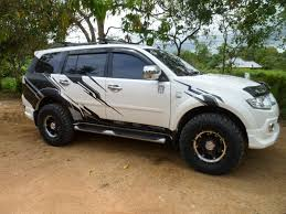 Pajero Sticker Design Sticker Mobil Sorong Mitsubishi Pajero Sport Modifikasi