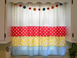 Amazing Bright Colorful Kitchen Curtains Decorating with Curtains Bright Colorful  Kitchen Curtains Inspiration Window