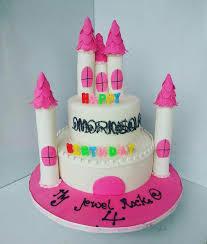 2 Tier Castle Cake For A Princess Cakecottageng