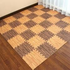 interlocking solid hardwood flooring interlocking wood flooring installation aiboully soft eva foam puzzle crawling mat10pcs wood