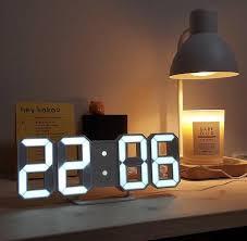 table desktop clocks alarm clock