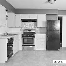 modern farmhouse kitchen design. Before: The Work Core Modern Farmhouse Kitchen Design N