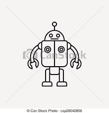 おもちゃの ロボットクリップアートとストックイラスト22386 おもちゃ