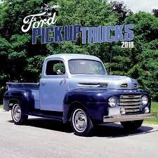 Pickup Trucks 2018 Mini Wall Calendar: 841622109050     Calendars.com