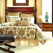 croscill bedding sets imperial king comforter set plateau post with 6 curtains kin