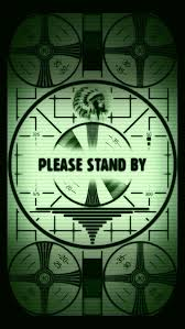 fallout please stand by iphone 5 6 lock screen by smills8 on