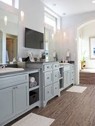 pictures gray painted kitchen cabinets. burrows cabinets shaker style master bath painted gray-blue pictures gray kitchen
