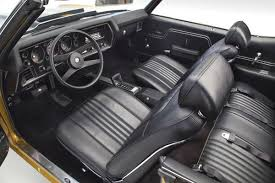 1971 72 interior kit chevelle se iv bucket convertible w gl to enlarge
