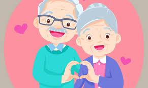 Znalezione obrazy dla zapytania: babcia i dziadek w życiu dziecka