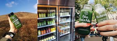 Cold Pressed Juice Vending Machine Stunning Juice Warrior Raw Organic ColdPressed Free UK Delivery