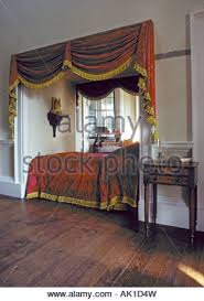 Marvelous MONTICELLO CHARLOTTESVILLE VIRGINIA · A View Of Thomas Jefferson T Bedroom  Of Monticello Home Of Thomas Jefferson Third President Of