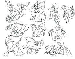 Coloring Pages Dragon Free Coloring Library Dragon Coloring Pages